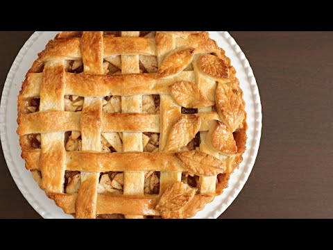 Apple Pie Recipe   How to Make Apple Pie