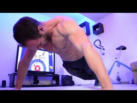 Push up Challenge Motivation – 214 push ups in 7 minutes