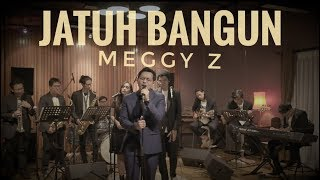 Gambar cover JATUH BANGUN - MEGGY Z (ALGHUFRON LIVE COVER)