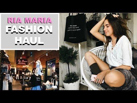 Fashion Haul !!! | Ria Maria
