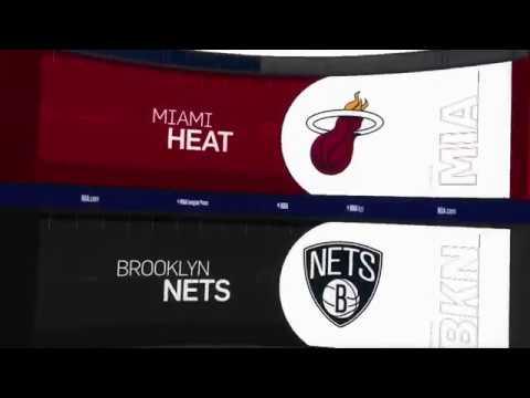 Miami Heat vs Brooklyn Nets Game Recap | 11/14/18 | NBA