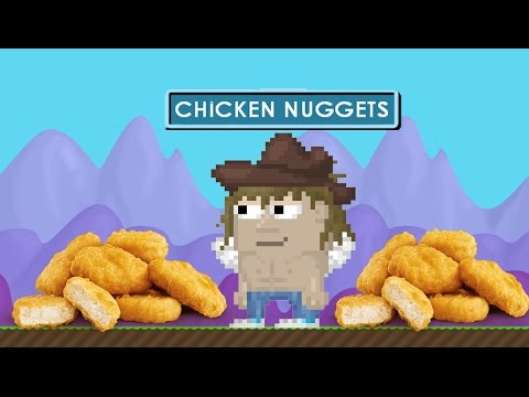 Chicken nuggets song ~ Growtopia
