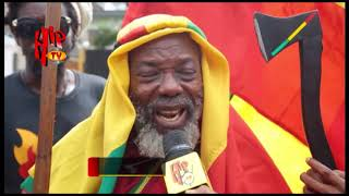 ALL PAY RESPECT TO LATE RAS KIMONO AT HIS LYING IN STATE (Nigerian Entertainment News)