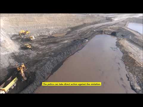 Government Regulations To Solve Illegal Mining Problem In Indonesia