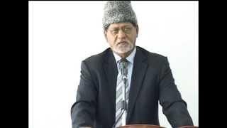 Personnalité et caractère du Saint Prophète Muhammad (saw) - sermon du 28-09-2012 [Creole]