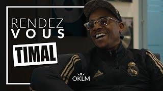 """TIMAL (""""Caliente"""", absence médiatique, vie de quartier, rap du 77, JUL, LIM... ) - Itw Rendez Vous"""