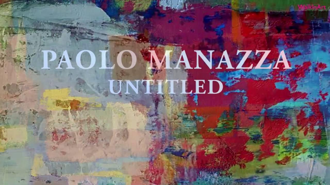 Paolo Manazza in mostra alla galleria Robilant+Voena di Milano