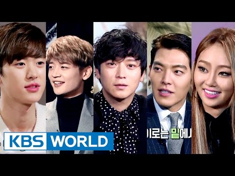 Entertainment Weekly | 연예가중계 - Minho, Hyolyn, Gang Dongwon [ENG/中文字幕/2016.11.21]