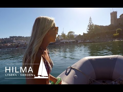 Hilma Sailing, sailing, riding motorcycle and flying in Galicia, Ep 7