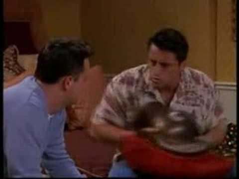 Friends -- Joey Teaches Chandler A Little History Lesson