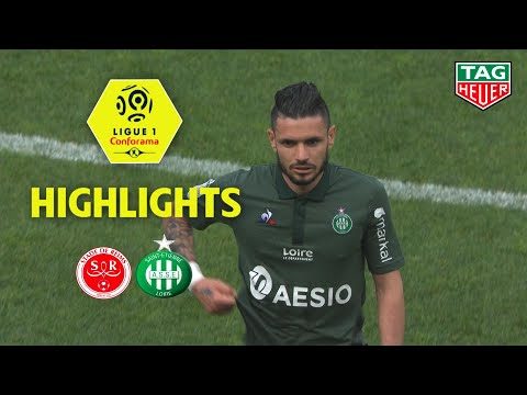 Stade De Reims - AS Saint-Etienne ( 0-2 ) - Highlights - (REIMS - ASSE) / 2018-19