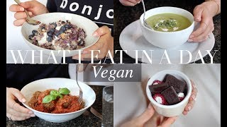 What I Eat in a Day #20 (Vegan/Plant-based) | JessBeautician