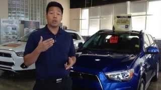 2015 Mitsubishi RVR with NEW Upgraded 2.4L Engine - Virtual Test Drive Calgary