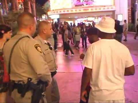 LVMPD continues to patrol the Las Vegas Strip