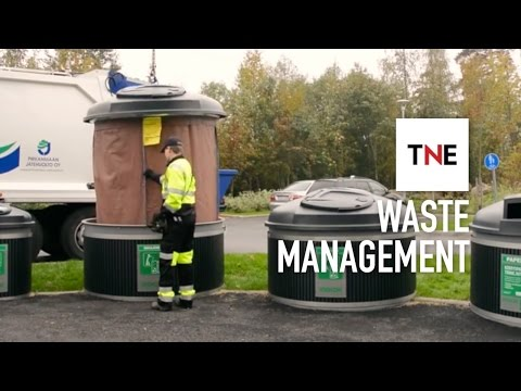 Burying bins: How Molok's vertical waste management swept the globe | The New Economy