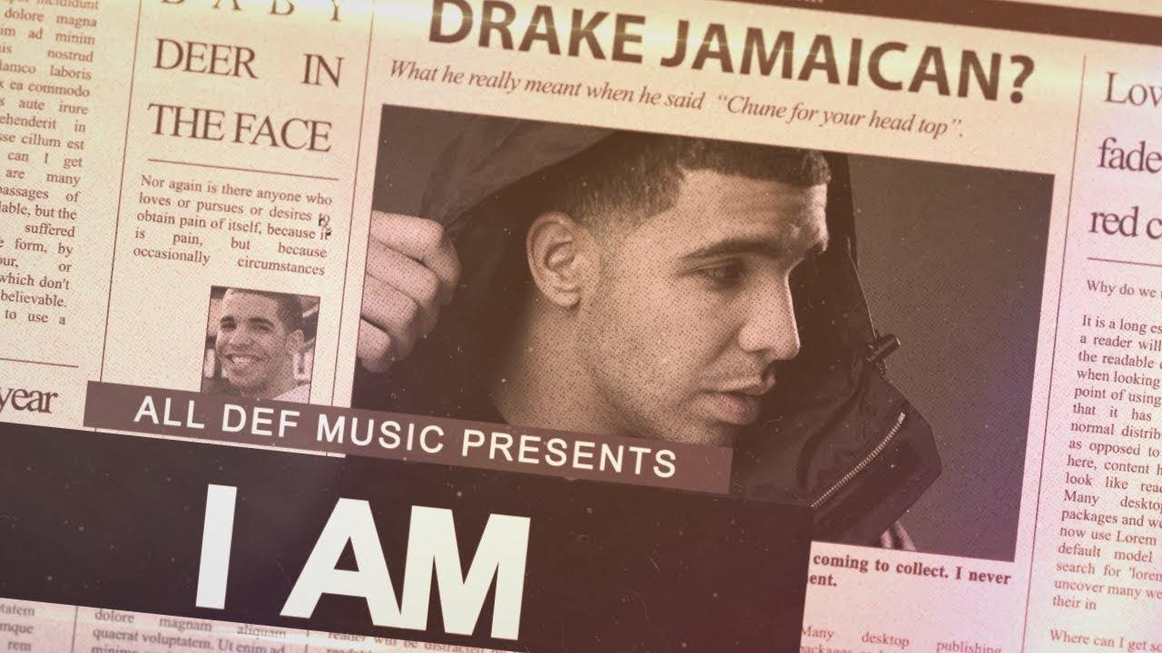 I Am Drake's Cultural Researcher