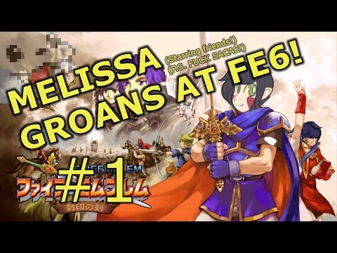 Let's RePlay Fire Emblem: Sealed Sword PT1 - Forced to Armor Knight