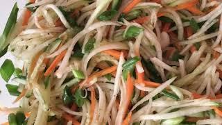 Полезный и вкусный салат Готовим с Инной