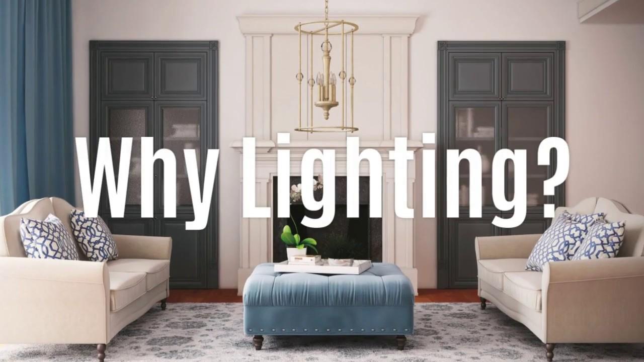Why Lighting?