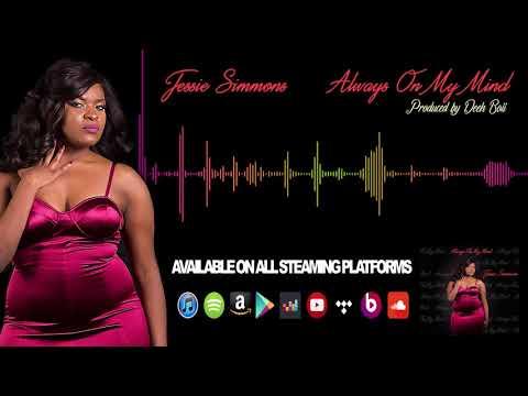Jessie Simmons - Always On My Mind (Audio Spectrum)