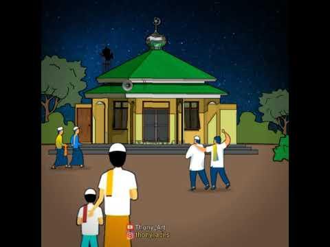 Story Wa Sholat Tarawih Ramadhan 2020 Story Animasi Keren Youtube