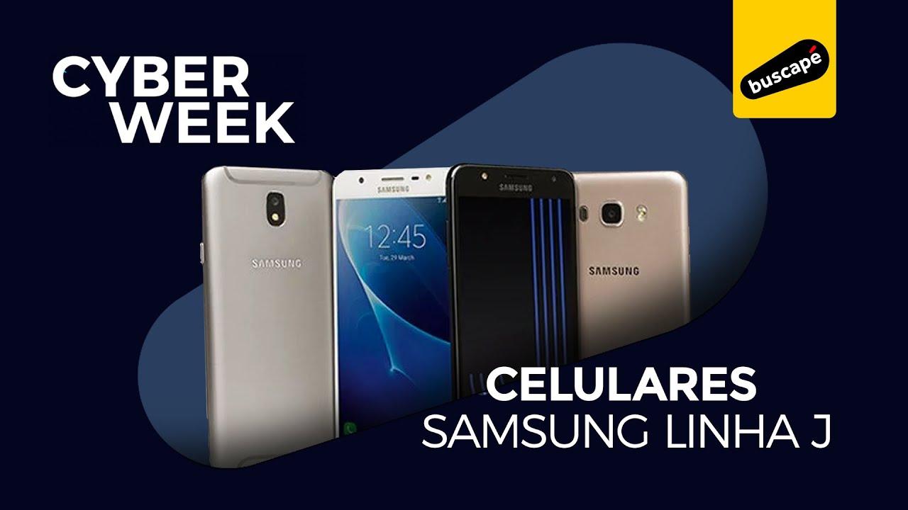 ea30eb7bf Qual o melhor celular Samsung? Linha J | Buscapé - YouTube