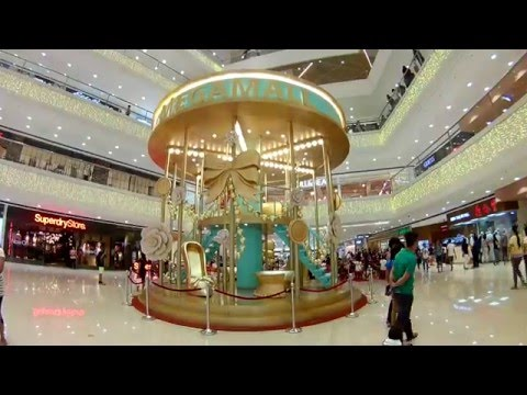 Mallhopping in Manila: SM MEGAMALL from Top to Bottom