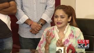 এবার কাঁদলেন নাফিসা কামাল! | Nafisa Kamal | Somoy TV