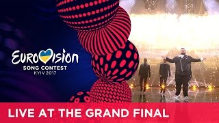 Cover images Jacques Houdek - My Friend (Croatia) LIVE at the Grand Final of the 2017 Eurovision Song Contest