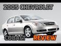 Super Fun Daily Driver! 2005 Chevrolet Cobalt Review