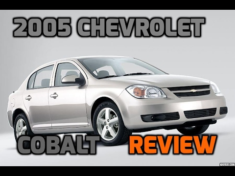2005 Chevrolet Cobalt | Read Owner and Expert Reviews