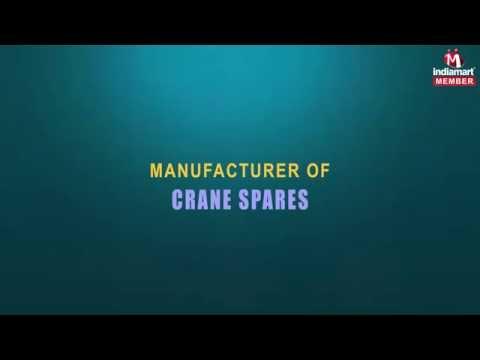 Crane Spares by H. M. Plastics & Engg, Vadodara