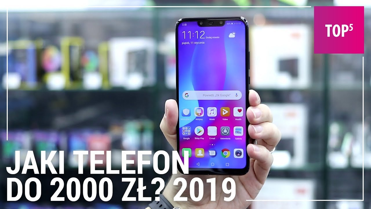 51cfaee5be Dobry telefon do 2000 zł. TOP 5 - 2019 - YouTube