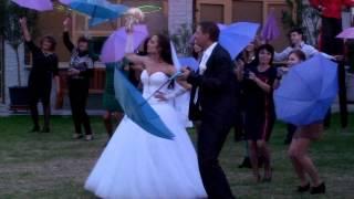 Свадьба. Постановка танца.