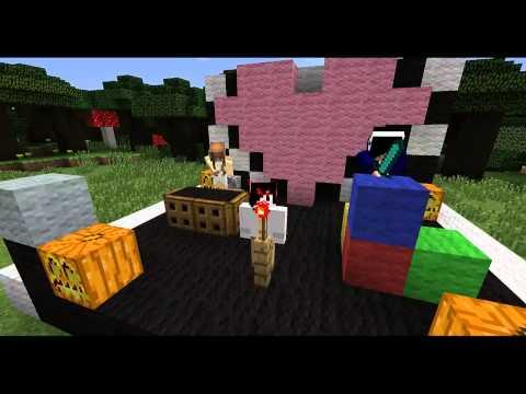 Minecraft [หนังสั้น] เพลง เคลิ้ม ศิลปิน.SlotMachine