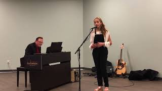 Download Video Have Yourself A Merry Little Christmas cover - Brynn  (14) MP3 3GP MP4