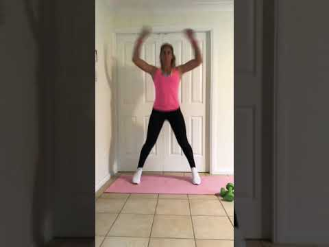 Michelle Riley Fitness - Indoor Workout Burn