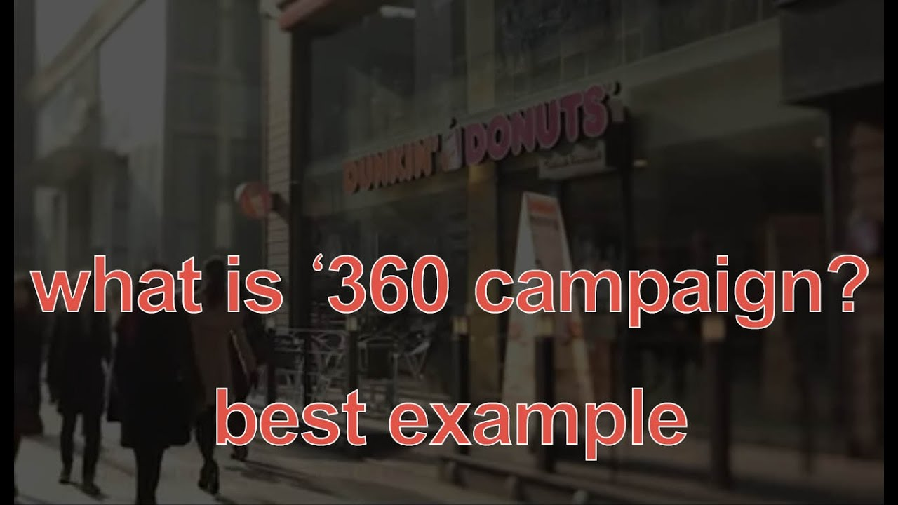 What Is A 360° Marketing Campaign? | Feedough