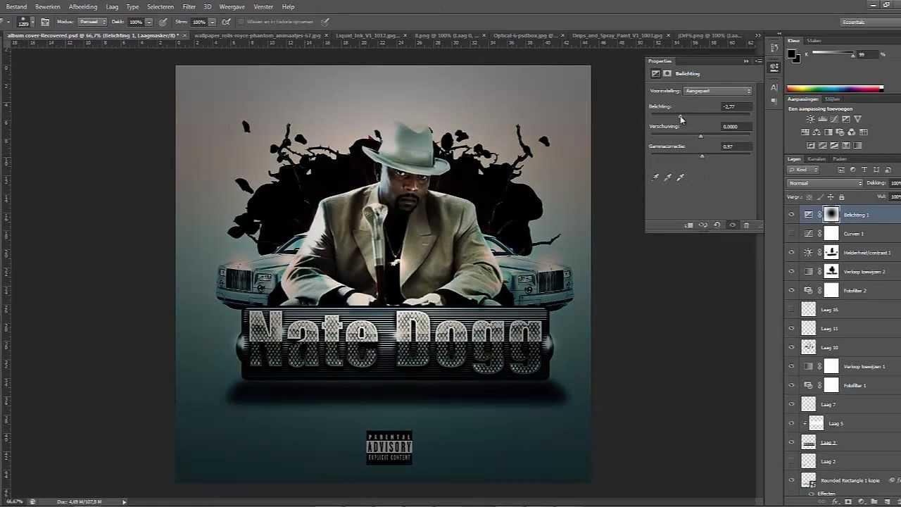 Advanced tutorial album cover of nate dogg photoshop cs6 part 3 advanced tutorial album cover of nate dogg photoshop cs6 part 3 3 baditri Image collections