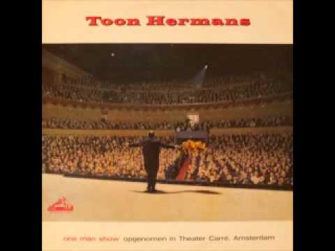 Toon Hermans - One Man Show Opgenomen in Theater Carre, Amsterdam