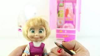 Maşa Güzellik Salonunda Heidi Ve Holiye Makyaj Yapıyor