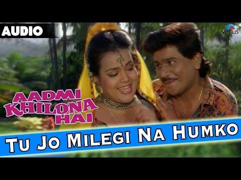 Aadmi Khilona Hai : Tu Jo Milegi Na Humko Full Audio Song With Lyrics   Govinda, Meenakshi Seshadri