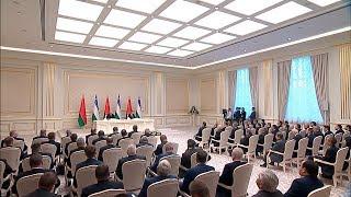 Лукашенко рассказал о двухлетней подготовке визита в Узбекистан