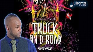 "New Bunji Garlin - Truck On The Road ""2014 Trinidad Soca"" (Prod By Jus Now) ""OFFICIAL"""