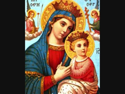 Virgin Mary song