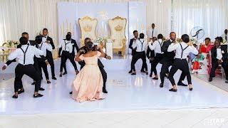 Lit Bridal Team Wedding Dance…MUST WATCH