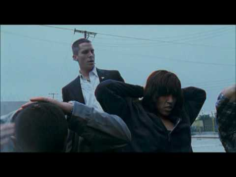 Harsh Times, Christian Bale Fight