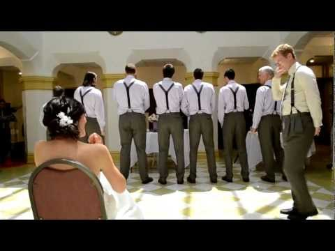 Johnson Wedding- Call Me Maybe