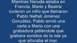 Sinópsis de Ardiente Paciencia - Antonio Skármeta