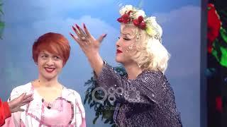 """Rita Lati përlotet në studion e """"Why Not"""", ja si e surprizoi Roza"""